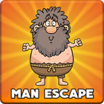 Man Escape From House Arrest Games2Jolly