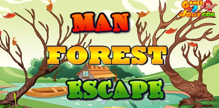 Man Forest Escape Games2Jolly