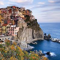 Manarola Italy At Daytime Puzzle OceanDesJeux