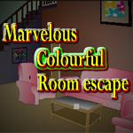 Marvelous Colorful Room Escape Escape 007 Games