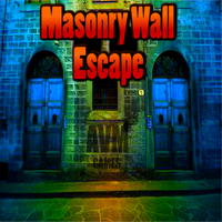 Masonry Wall Escape AVMGames