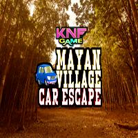 Mayan Village Car Escape KNFGames