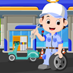 Mechanic Rescue Games4King