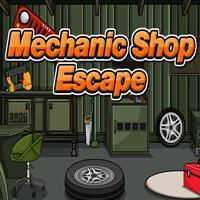Mechanic Shop Escape ENA Games