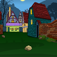 Medieval Fantasy Village Escape EightGames