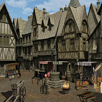 Medieval Princess Escape FirstEscapeGames