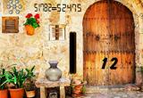 Mediterranean Streets Escape FirstEscapeGames