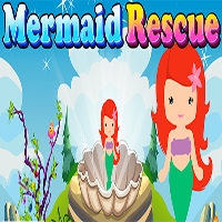 Mermaid Rescue Games4King