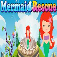 Mermaid Rescue Games4King
