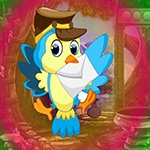 Messenger Bird Escape Games4King