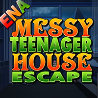 Messy Teenager House Escape ENAGames