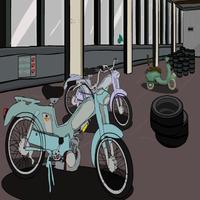 Minja Dream Bike Escape BestEscapeGames