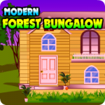 Modern Forest Bungalow Escape AvmGames