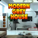 Modern Grey House Escape AvmGames