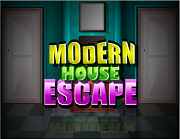 Modern House Escape Mirchi Games