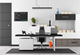 Modern Luxury Office Escape FirstEscapeGames