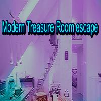 Modern Treasure Room Escape TheEscapeGames