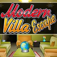 Modern Villa Escape ENAGames