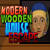 Modern Wooden House Escape ENAGames