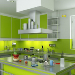 Modular Kitchen Escape GenieFunGames