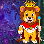 Monarch Lion Rescue Games4King