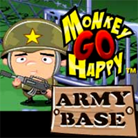 Monkey GO Happy Army Base PencilKids