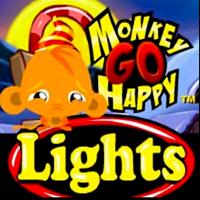 Monkey GO Happy Lights PencilKids