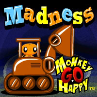 Monkey GO Happy Madness PencilKids