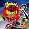 Monkey GO Happy Ninja 3 Pencilkids