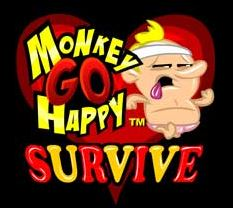 Monkey GO Happy Survive PencilKids