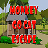 Monkey Go Cat Escape