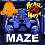 Monkey Go Happy Maze Pencilkids