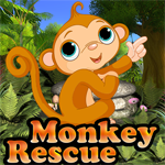Monkey Rescue Games4King