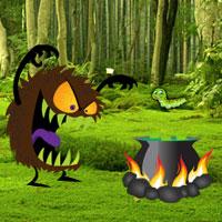 Monster Magical Forest Escape WowEscape