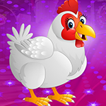 Motionless Hen Escape Games4King