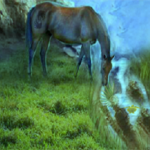 Mountain Horse Escape 8BGames