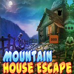 Mountain House Escape 4 Games4King