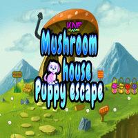 Mushroom House Puppy Escape KNFGames