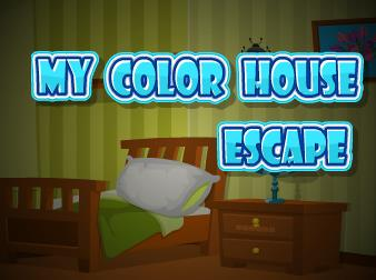 My Color House Escape GamesNovel