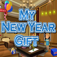 My New Year Gift ENAGames