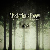 Mysterious Foggy Forest FreeRoomEscape