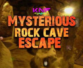 Mysterious Rock Cave Escape KNFGames
