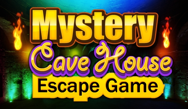 Mystery Cave House Escape Game MeenaGames