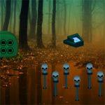 Mystical Halloween Forest Escape WowEscape