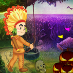 Native American Boy Escape Games4King
