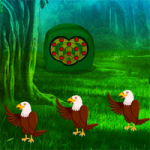 Native Green Forest Escape Games2Rule
