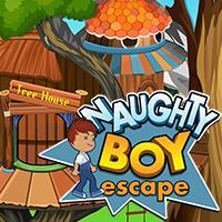 Naughty Boy Escape