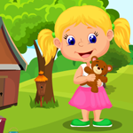 Naughty Girl Rescue Games4King