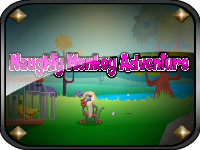 Naughty Monkey Adventure GamesClicker