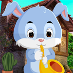 Naughty Rabbit Rescue Games4King